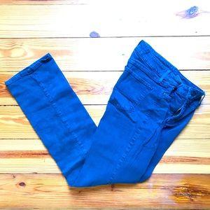 NYDJ Straight Stretch Leg Jeans, EUC, 8